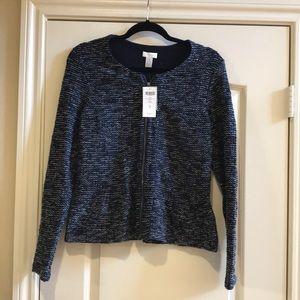 Chico's Sweater Jacket
